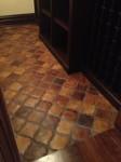 Wineroom Floor
